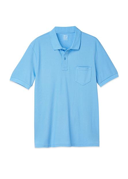 單貼袋POLO衫
