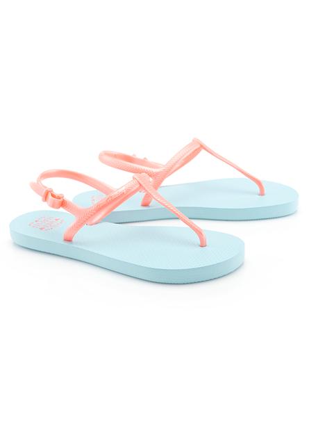 女T字帶海灘涼鞋