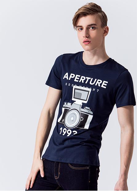相機排版文字T