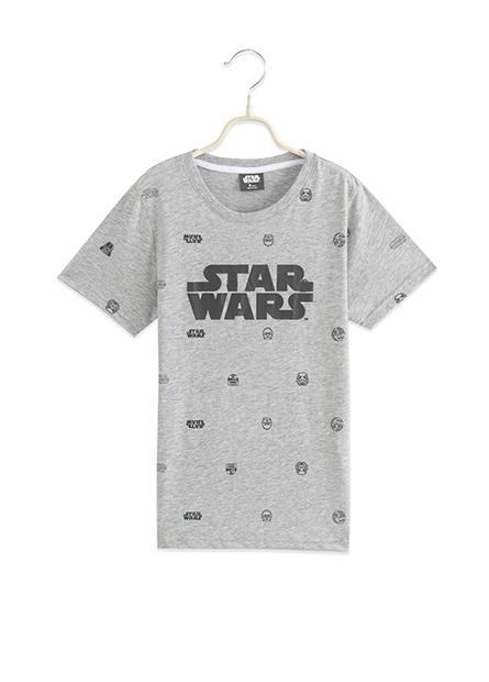 男童STAR WARS滿版T