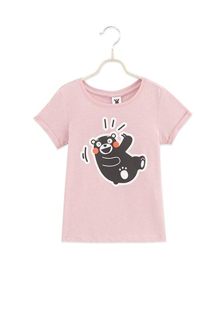 女童熊本熊T
