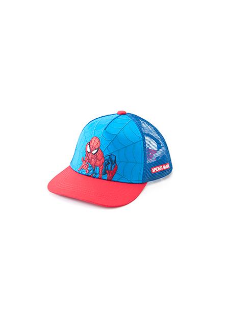 蜘蛛人平眉棒球帽