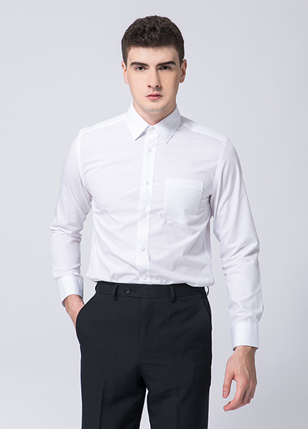 Slim Fit標準領商務襯衫