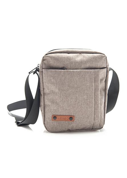 休閒側背包