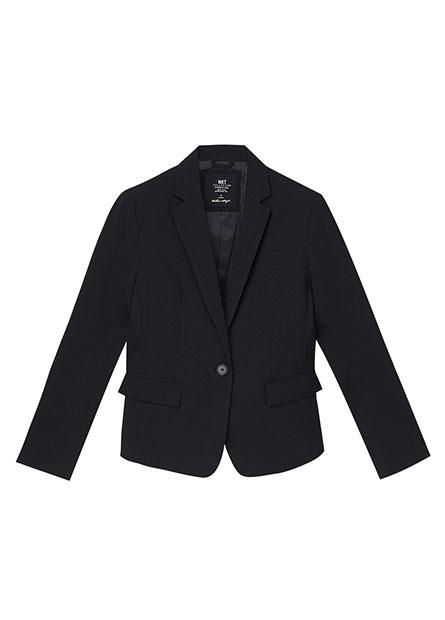 單釦西裝外套