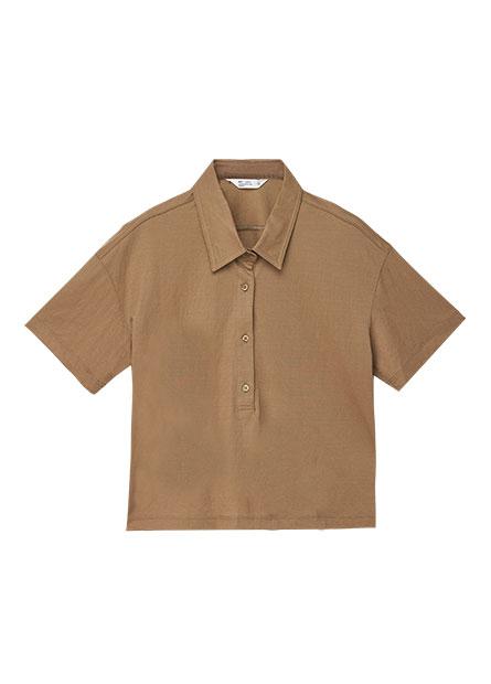針織POLO衫
