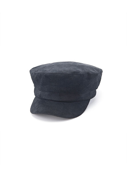 燈芯絨海軍帽