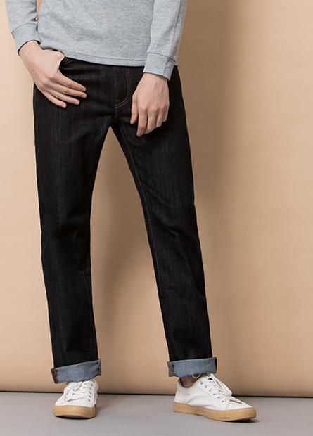 Regular Fit牛仔長褲