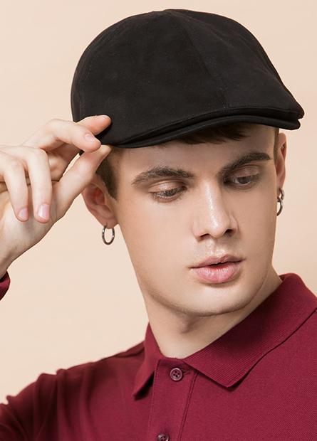 基本款鴨舌帽