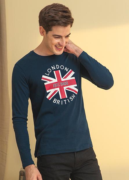 英國國旗長T