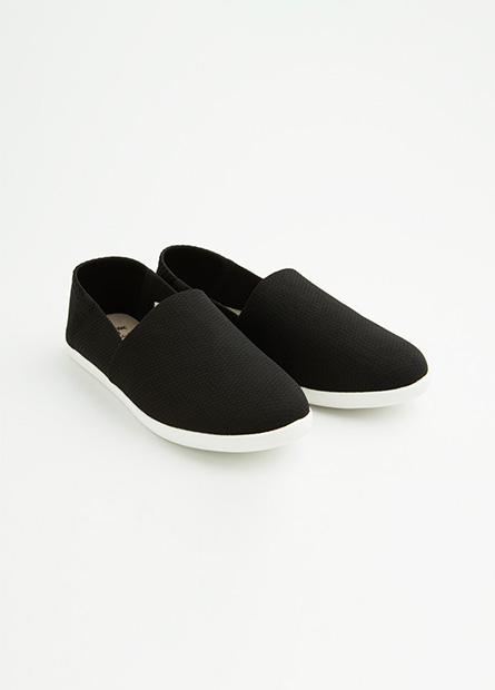 後踩兩穿懶人平底鞋