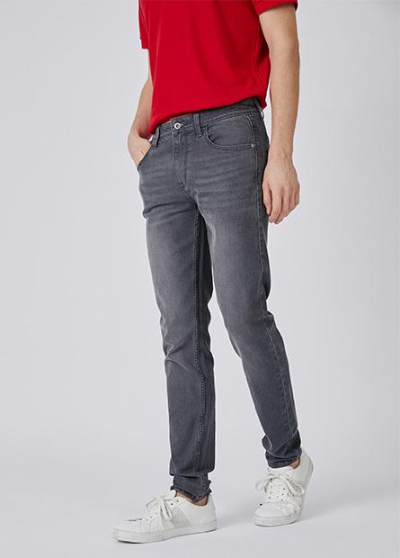 Skinny Fit牛仔長褲