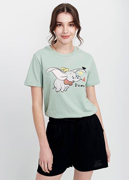 小飛象寬鬆短T