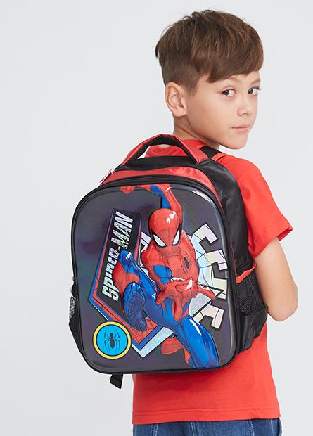 男童蜘蛛人書包