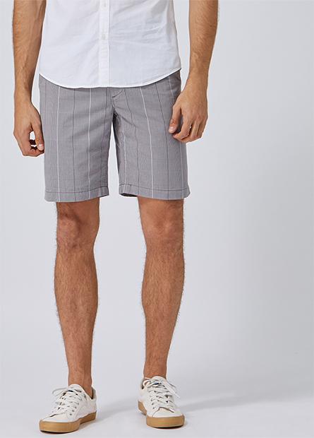 Regular Fit百慕達短褲