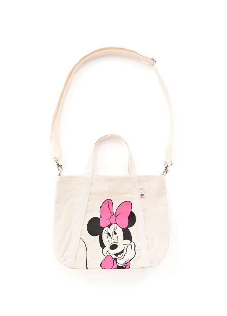 迪士尼兩用帆布包