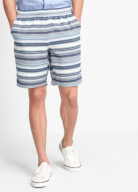 抽繩輕便短褲