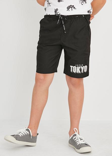 男童PULL ON短褲