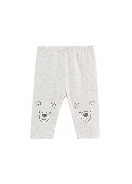 嬰兒七分內搭褲
