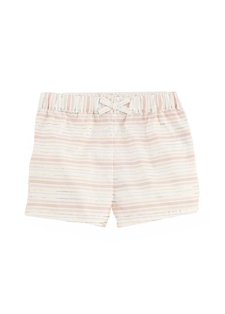 女嬰印花短褲
