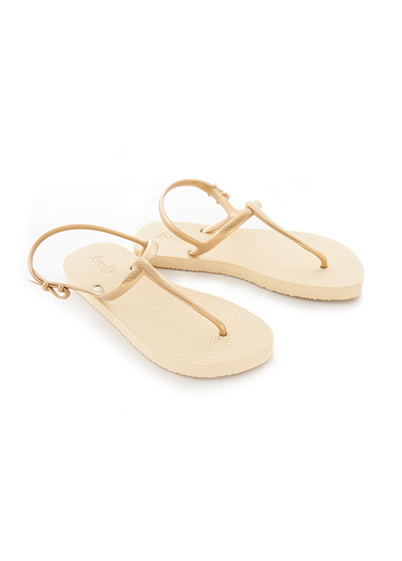 女T字帶海灘鞋