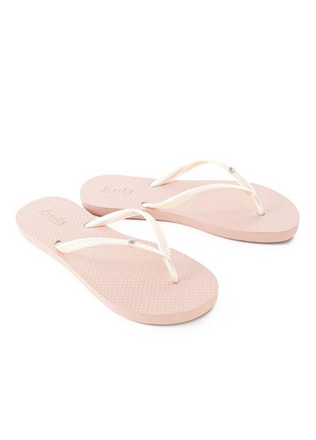 女鑲鑽海灘鞋