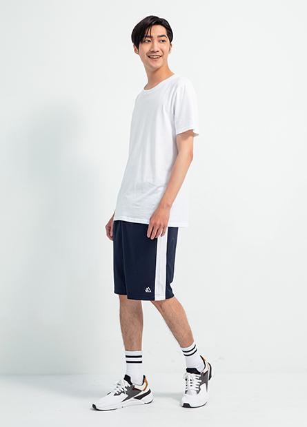 配條抽繩機能短褲
