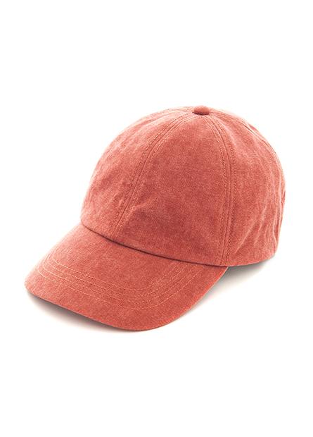 洗舊感素面棒球帽