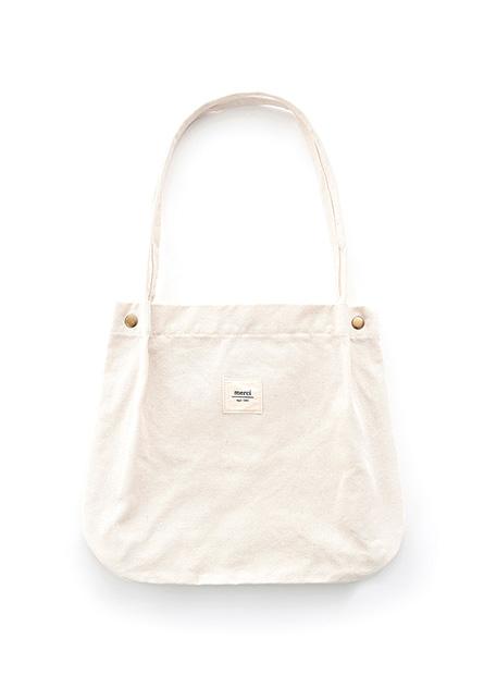 側雙釦長形手提包