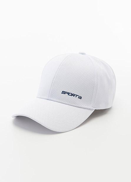 袖字運動棒球帽