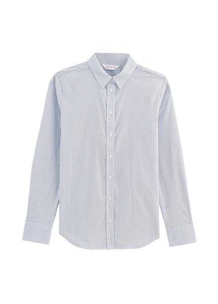 標準商務長袖襯衫