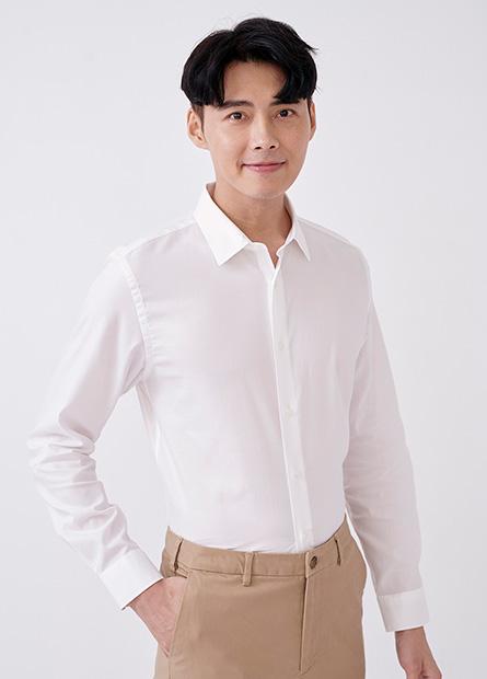 Slim Fit修身型長袖襯衫