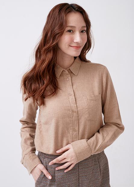 多款純棉長袖襯衫