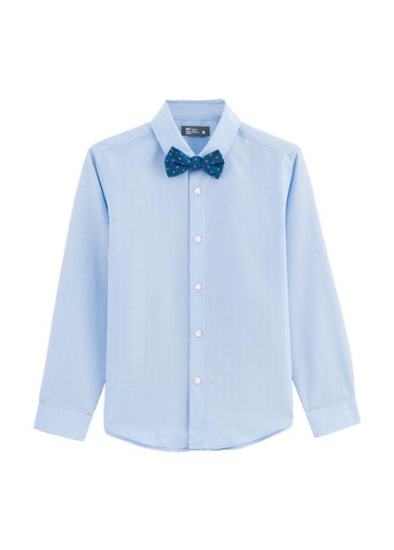 男童長袖襯衫