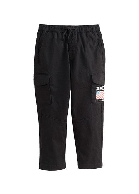 男童機能性休閒長褲