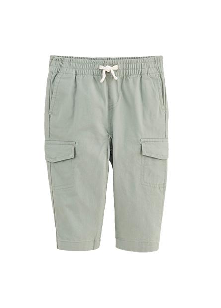 男嬰鬆緊綁帶工作褲