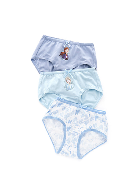 女童冰雪奇緣中腰內褲