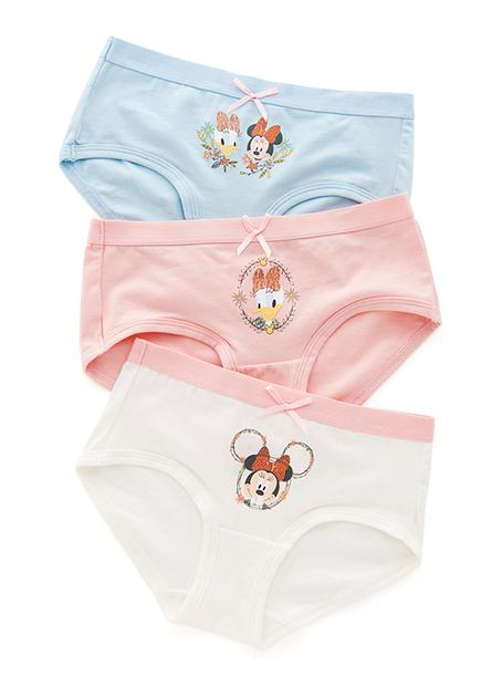 女童米妮黛西印花內褲