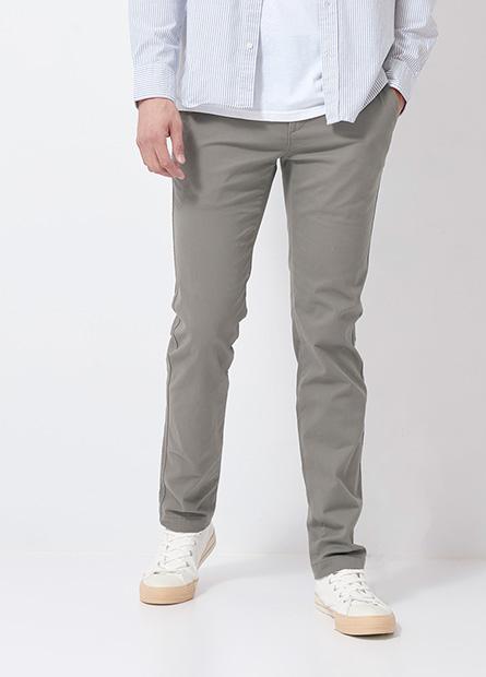 Skinny Fit彈性窄管休閒褲