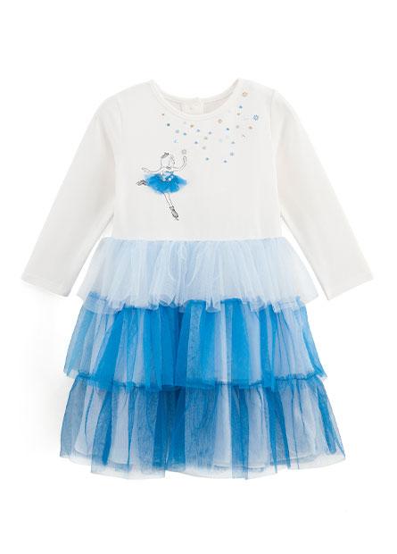 女嬰網紗蛋糕裙洋裝
