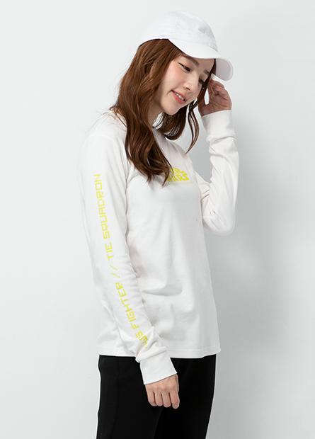 STAR WARS長袖T恤