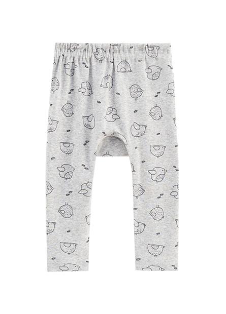 嬰兒滿版印花初生褲
