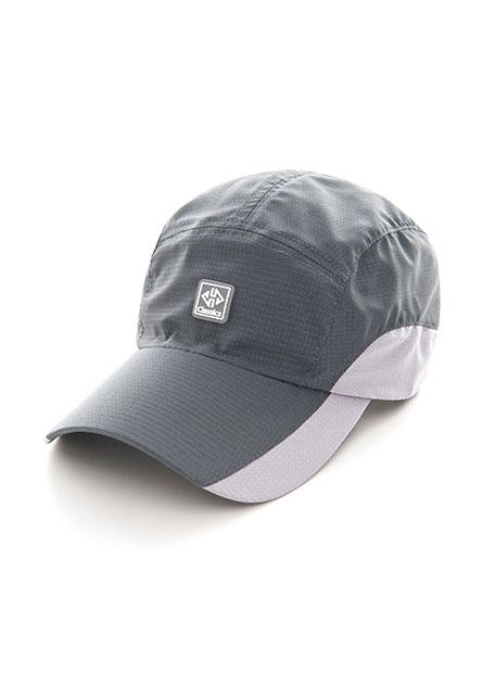 輕薄透氣撞色運動帽