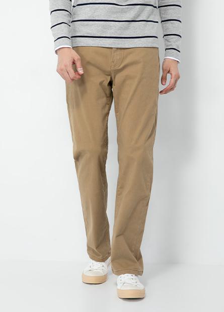 Regular Fit 多色牛仔長褲