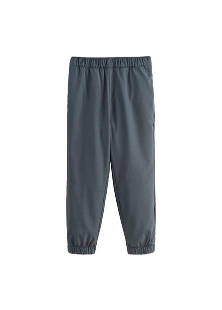 童防潑水雙層保暖縮口褲