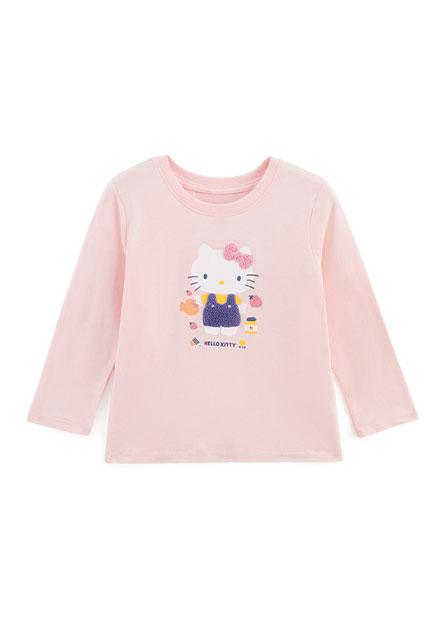 Hello Kitty聯名長袖T恤