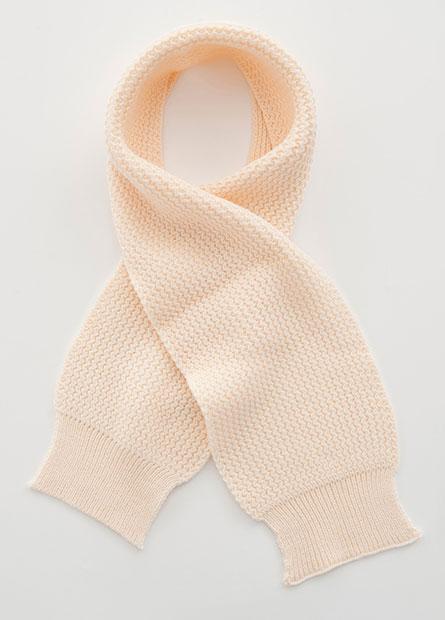 童水波紋圍巾
