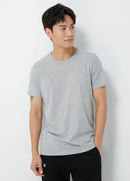 基本素面圓領T恤