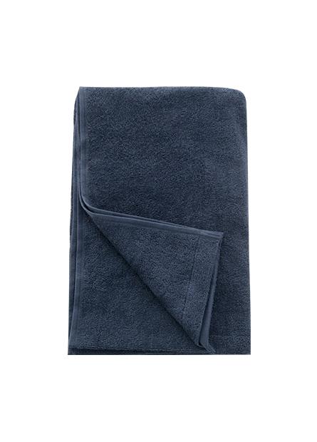素色純棉浴巾