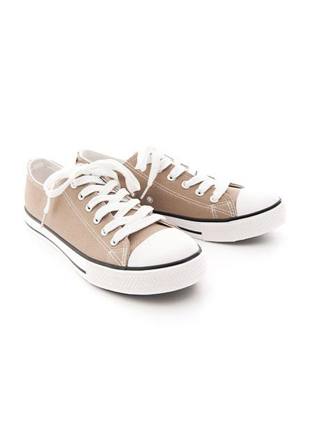 多色休閒帆布鞋